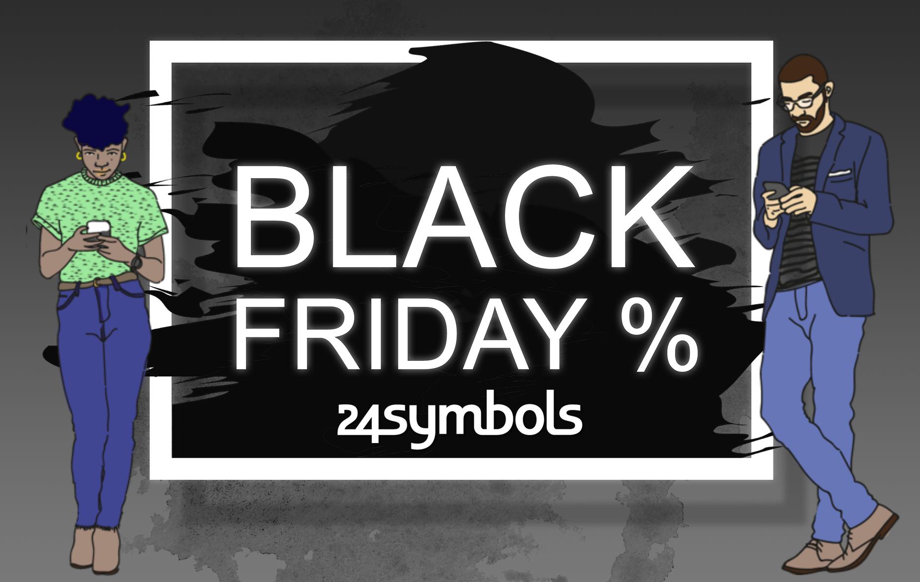 Black Friday Angebot