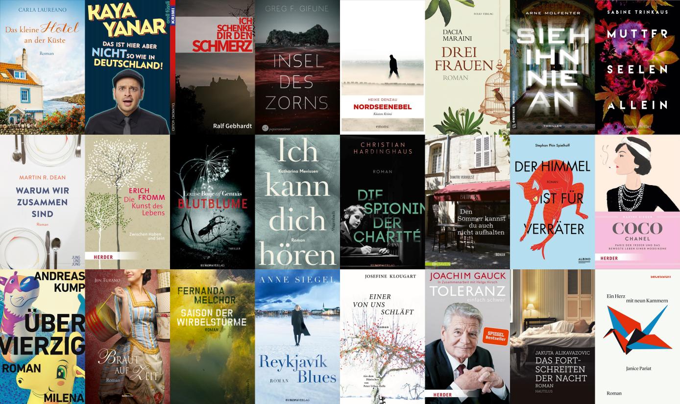 Die besten Bücher 2019