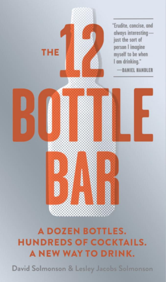 The 12 Bottle Bar by David Solmonson et al. Enjoy it at 24symbols!