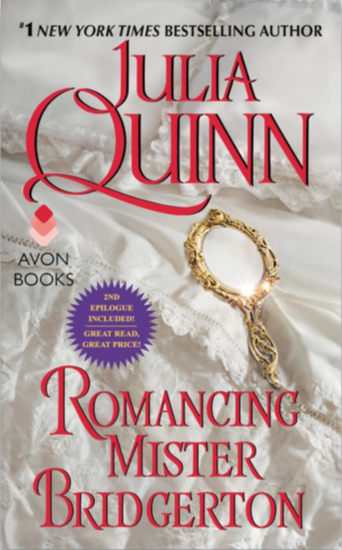 Romancing Mister Bridgerton, by Julia Quinn. Read it at 24symbols!