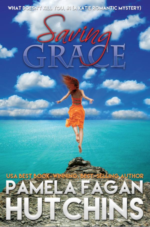 Book: Saving Grace by P. F. Hutchins. Read it at 24symbols!!!